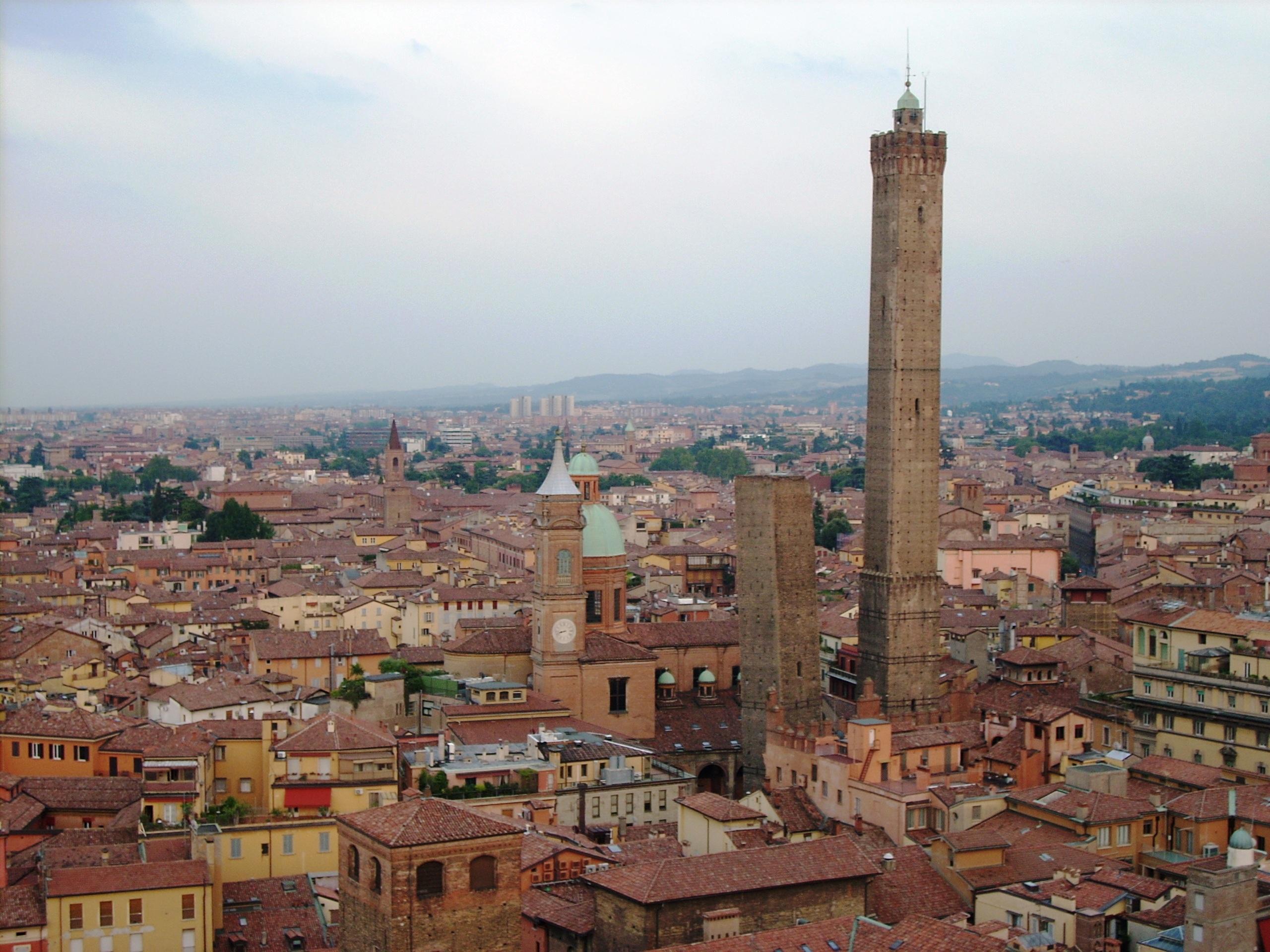 Benvenuti a Bologna (.Bo)