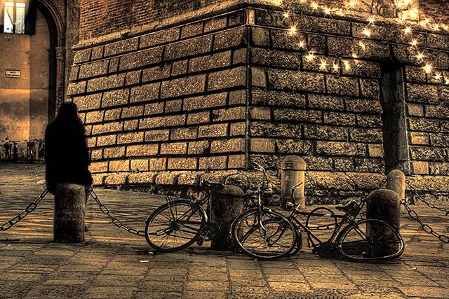Foto di una lettrice bolognese 7