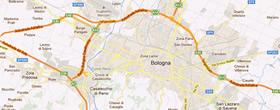 Come arrivare a Bologna