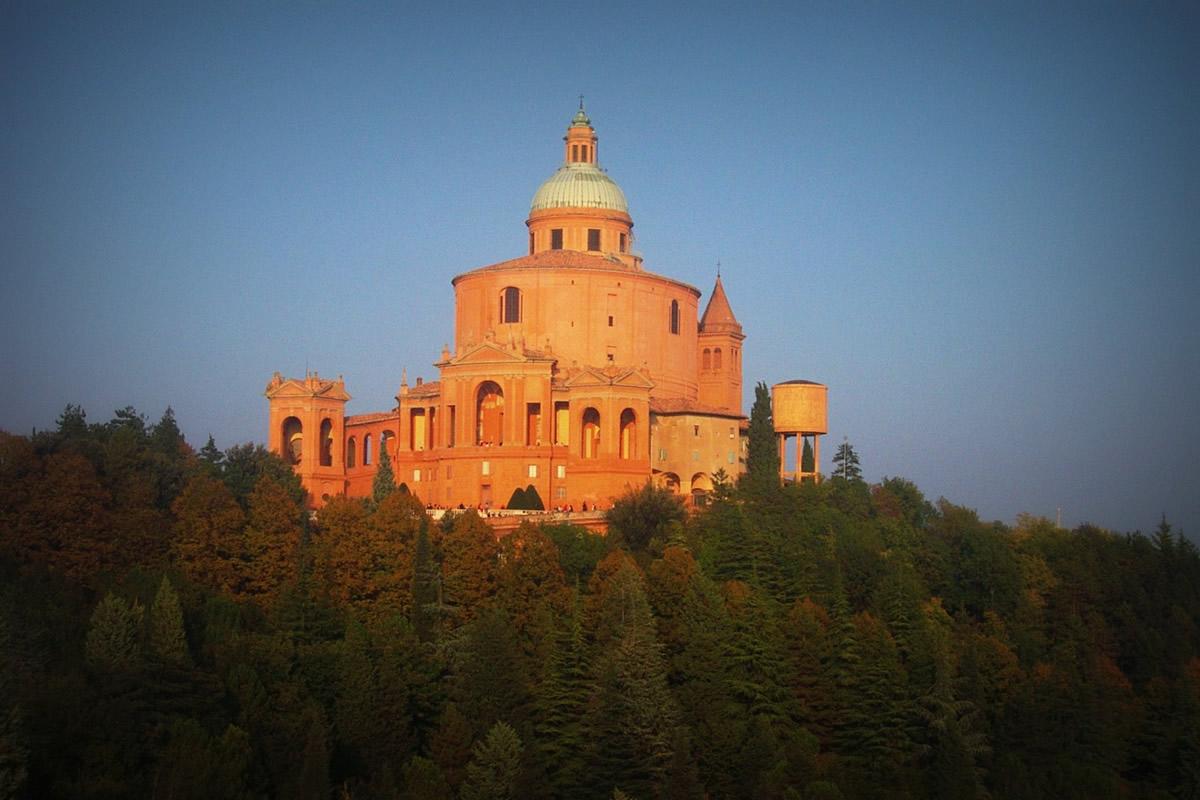 Vacanze a Bologna: il Santuario della Madonna di San Luca