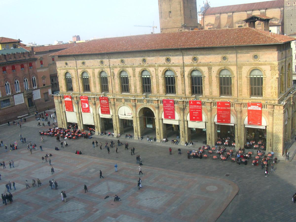 Percorso Piazza Maggiore