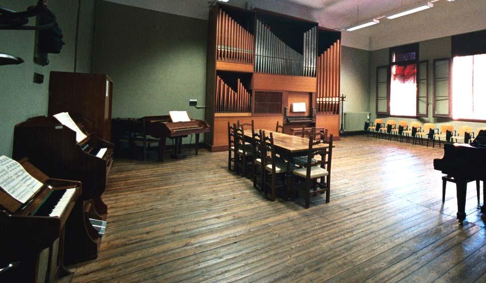 Conservatorio Giovan Battista Martini