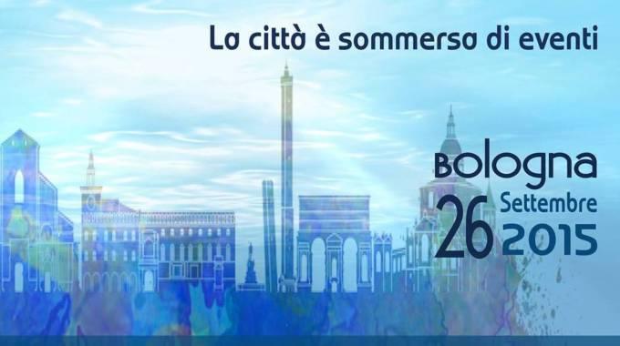 Notte blu a Bologna