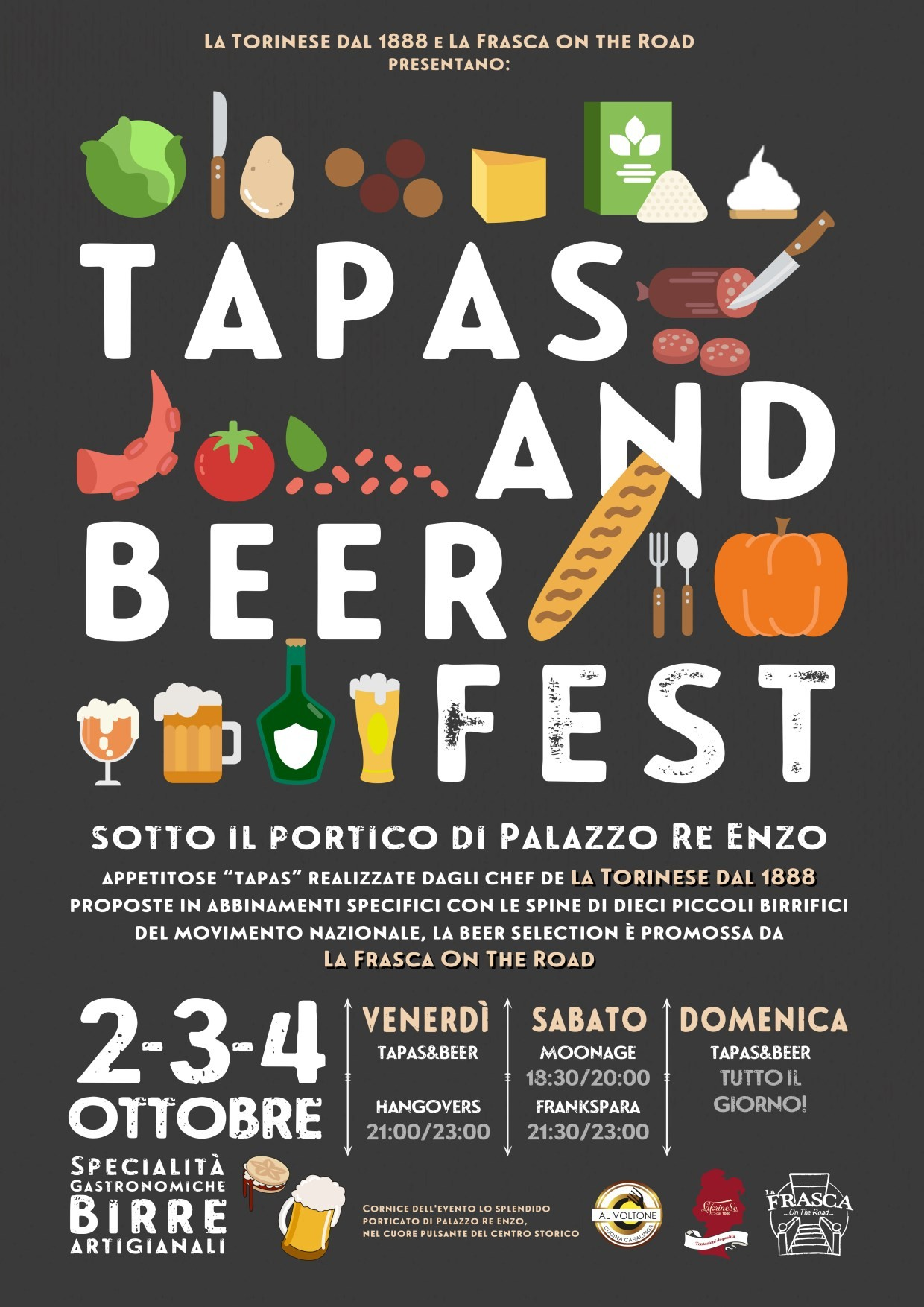 Tapas and beer fest