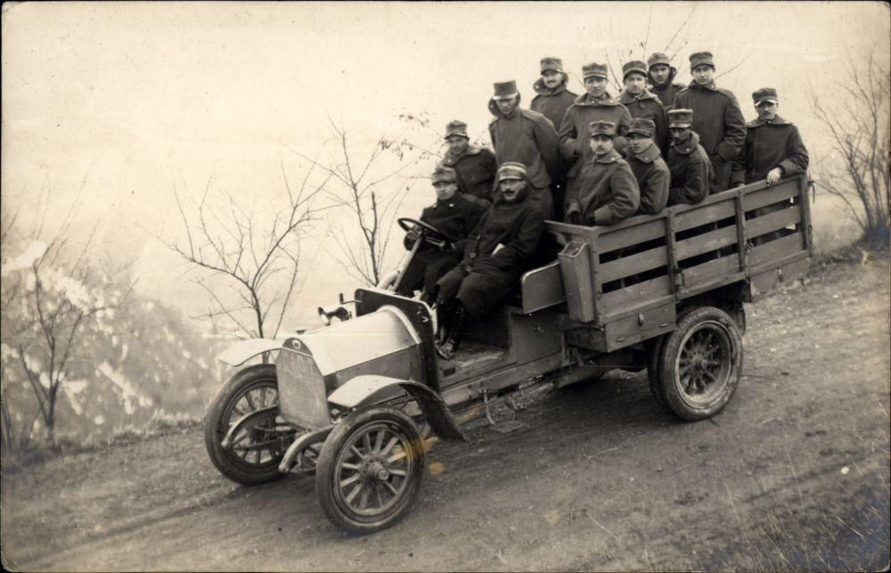 Sguardi dal fronte: un punto di vista inedito sulla Grande Guerra