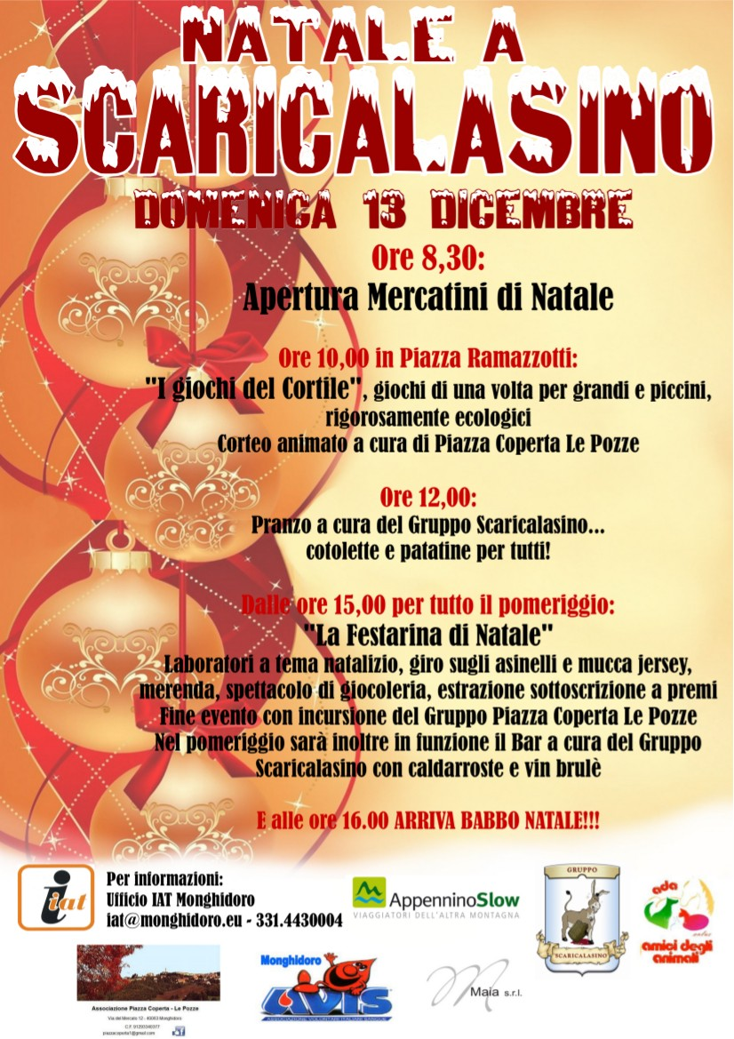 Natale a Scaricalasino