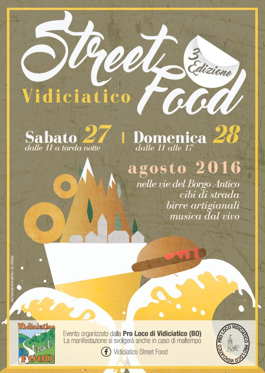 Vidiciatico Street Food III.a Edizione