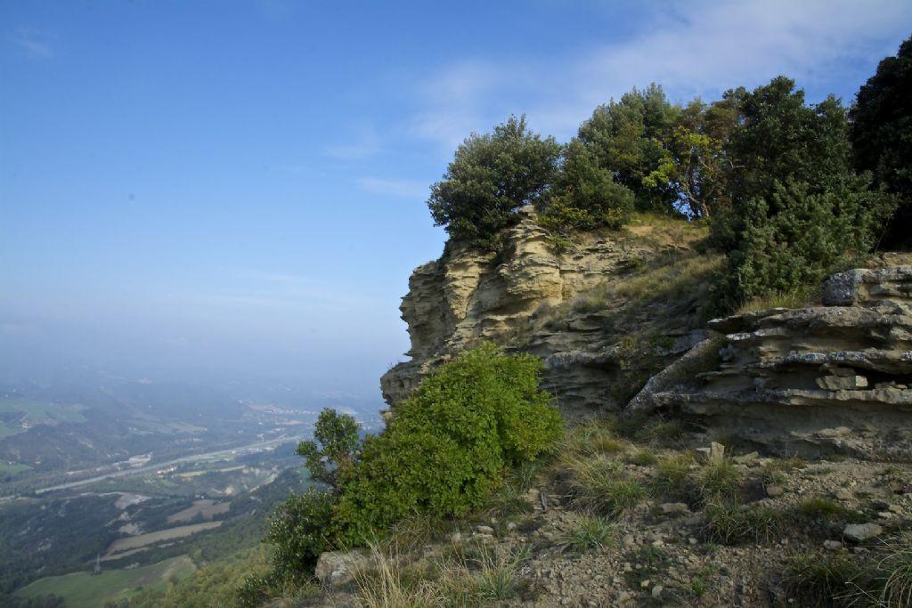 Una passeggiata sul Monte Adone per apprezzare le colline bolognesi
