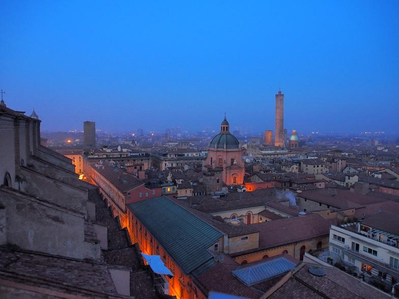 Bologna tra le migliori città per un weekend