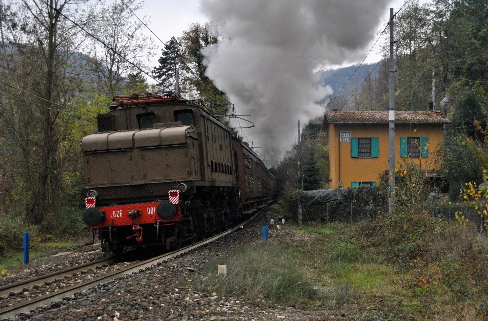 Treno a Vapore 3
