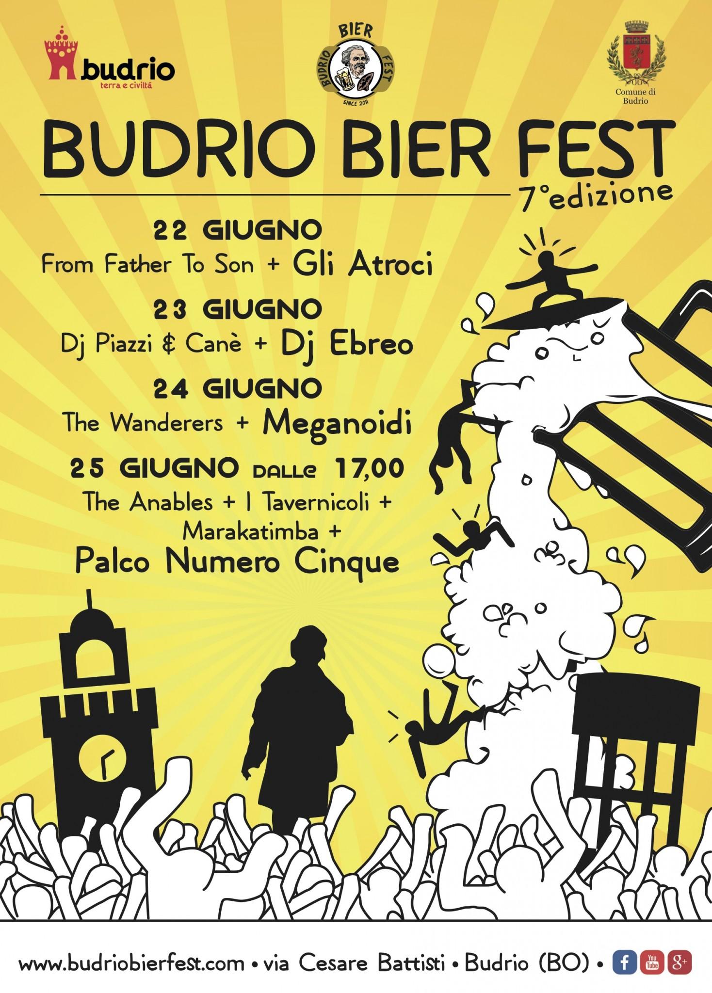 Budrio Bier Fest 2017