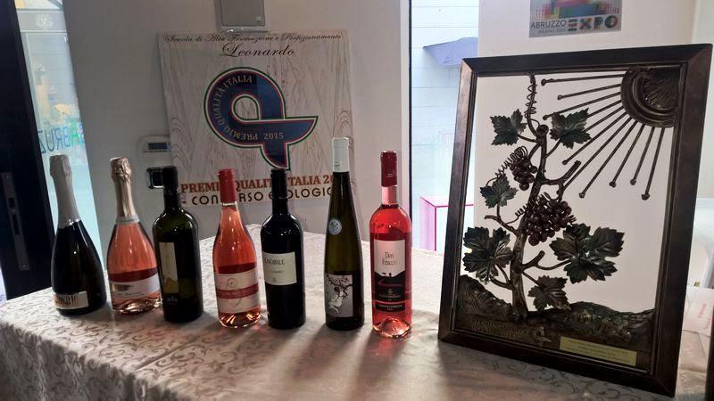 Premio Qualità Italia. I vini dell'Emilia Romagna sotto i riflettori