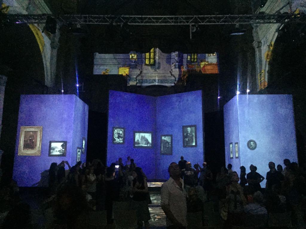 TASTE Experience: Van Gogh Alive