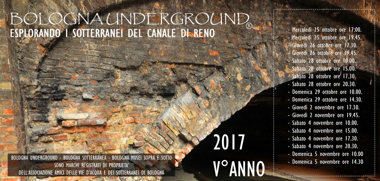 Bologna underground: alla scoperta dei sotterranei del Canale di Reno
