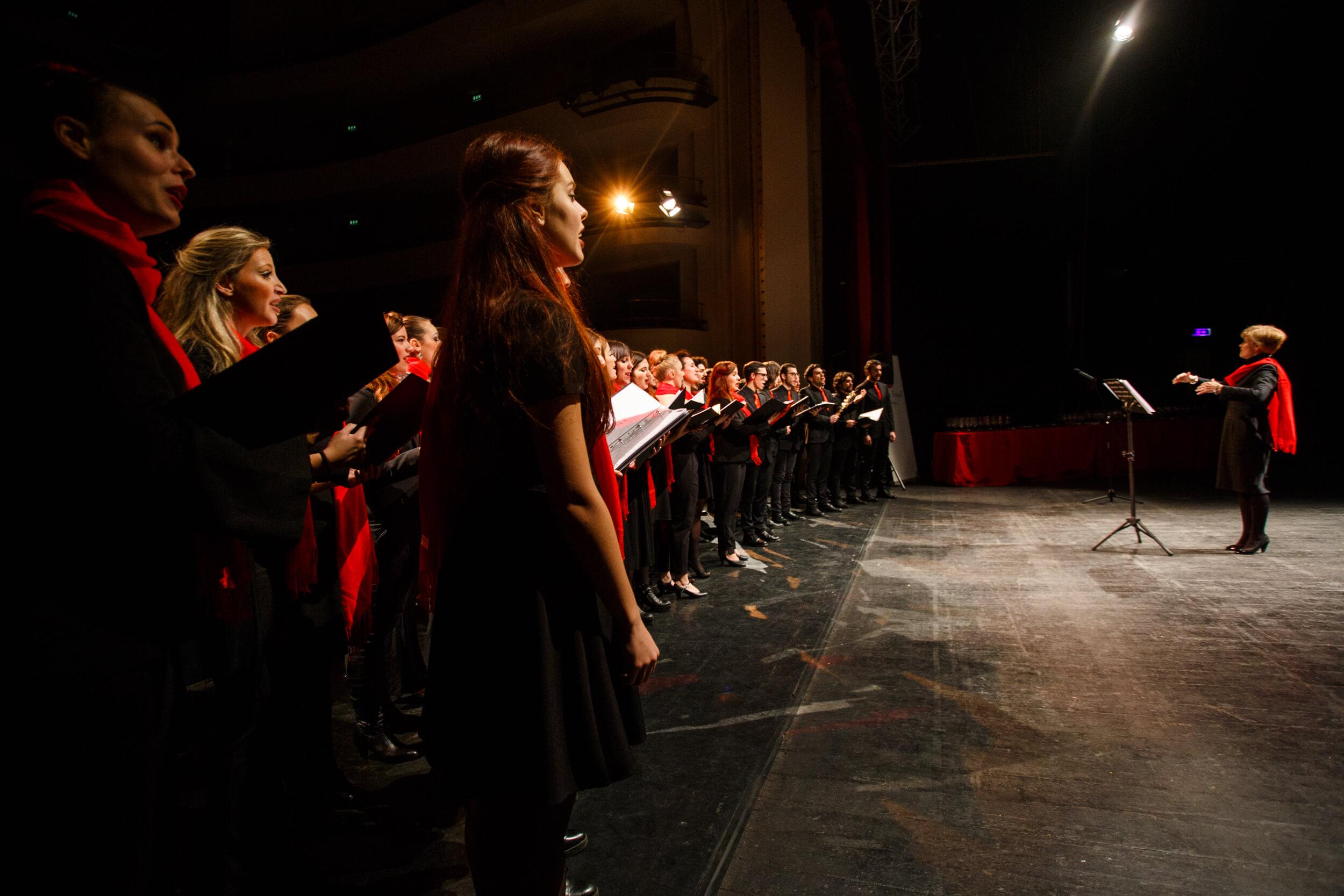 Il suono del Natale con i BMST Singers