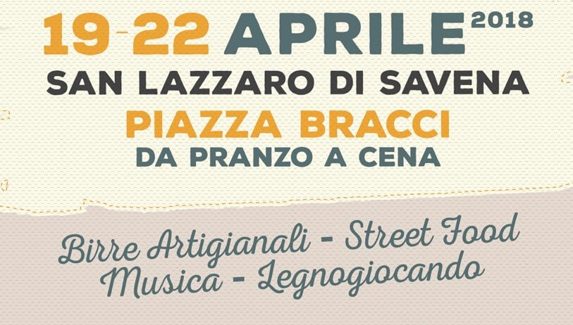 San Lazzaro Food & Beer Fest 2