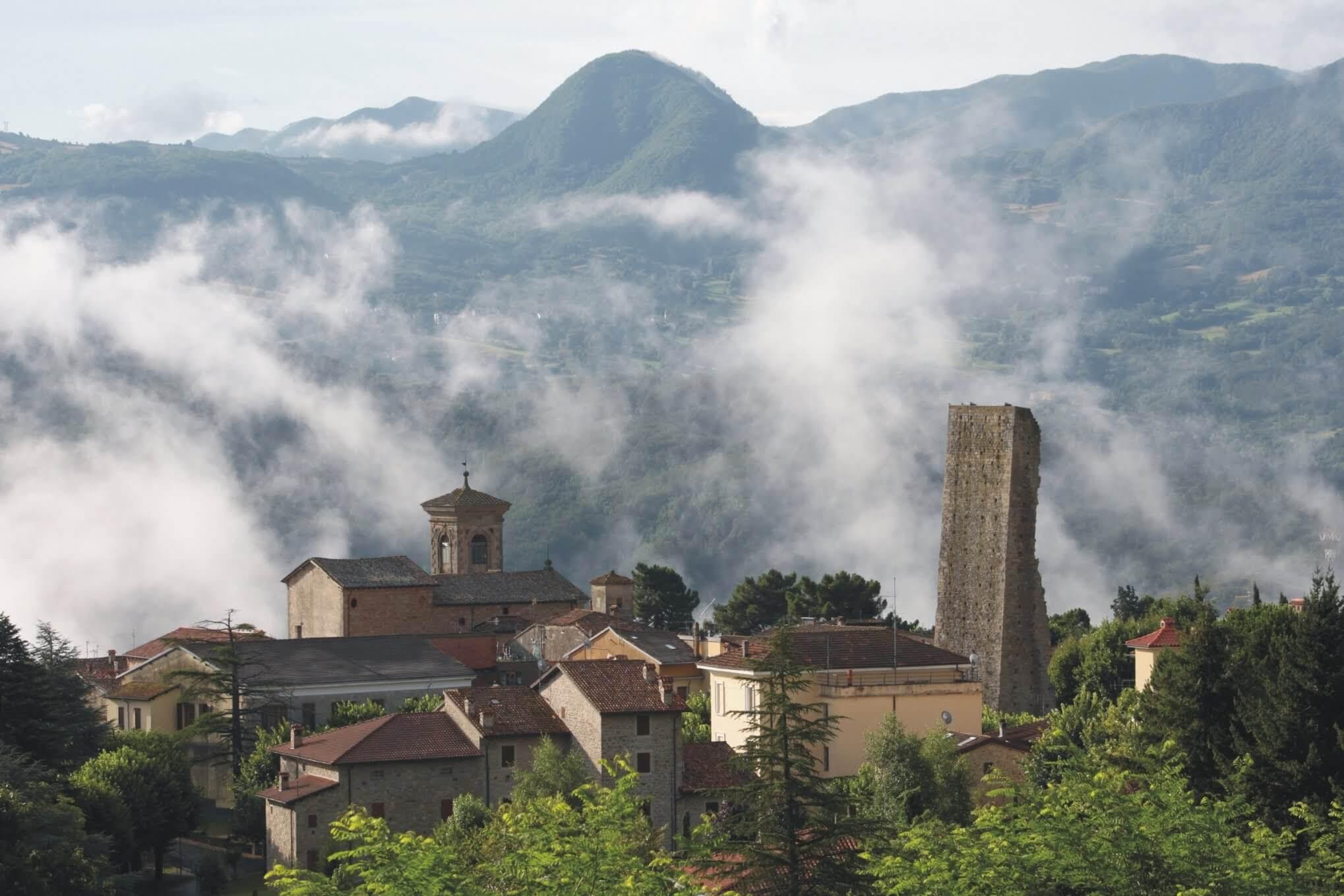 Castel di Casio (BO), una tradizionale rievocazione medioevale 1