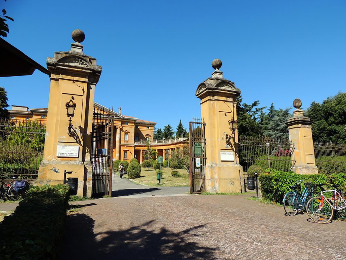 Villa Aldrovandi e il suo teatro