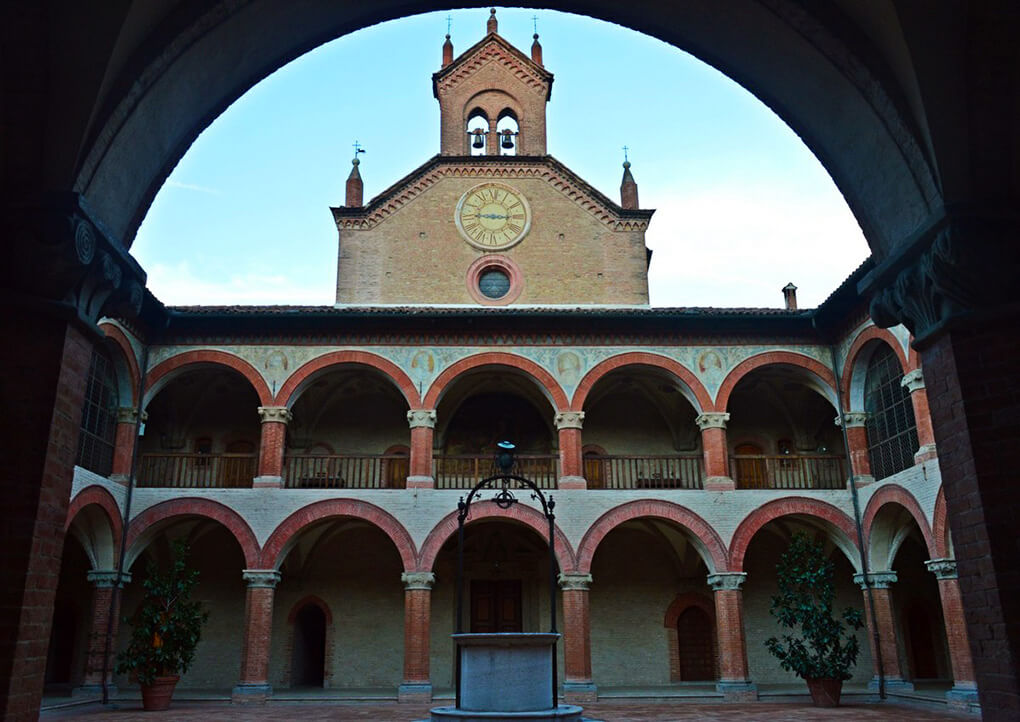 Casa del collegio di spagna - Casa del cuscinetto bologna ...
