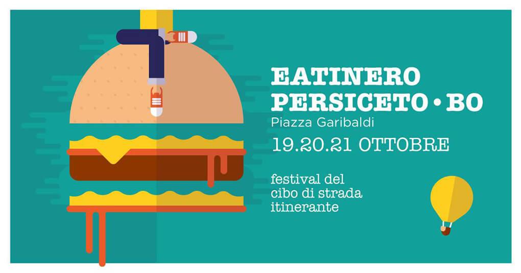 Eatinero Persiceto 2018: Festival del Cibo di Strada Itinerante