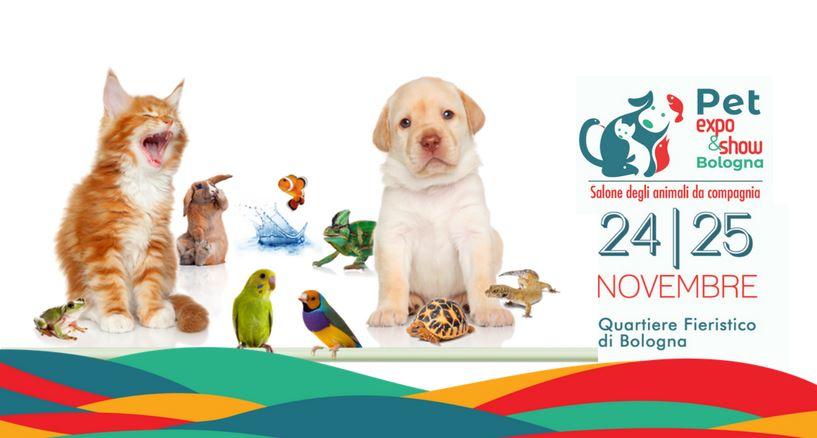 Pet Expo&Show Bologna, due giorni dedicati ai nostri animali domestici