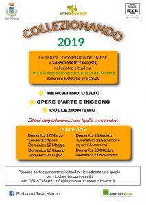 Collezionando 2019 a Sasso Marconi 1