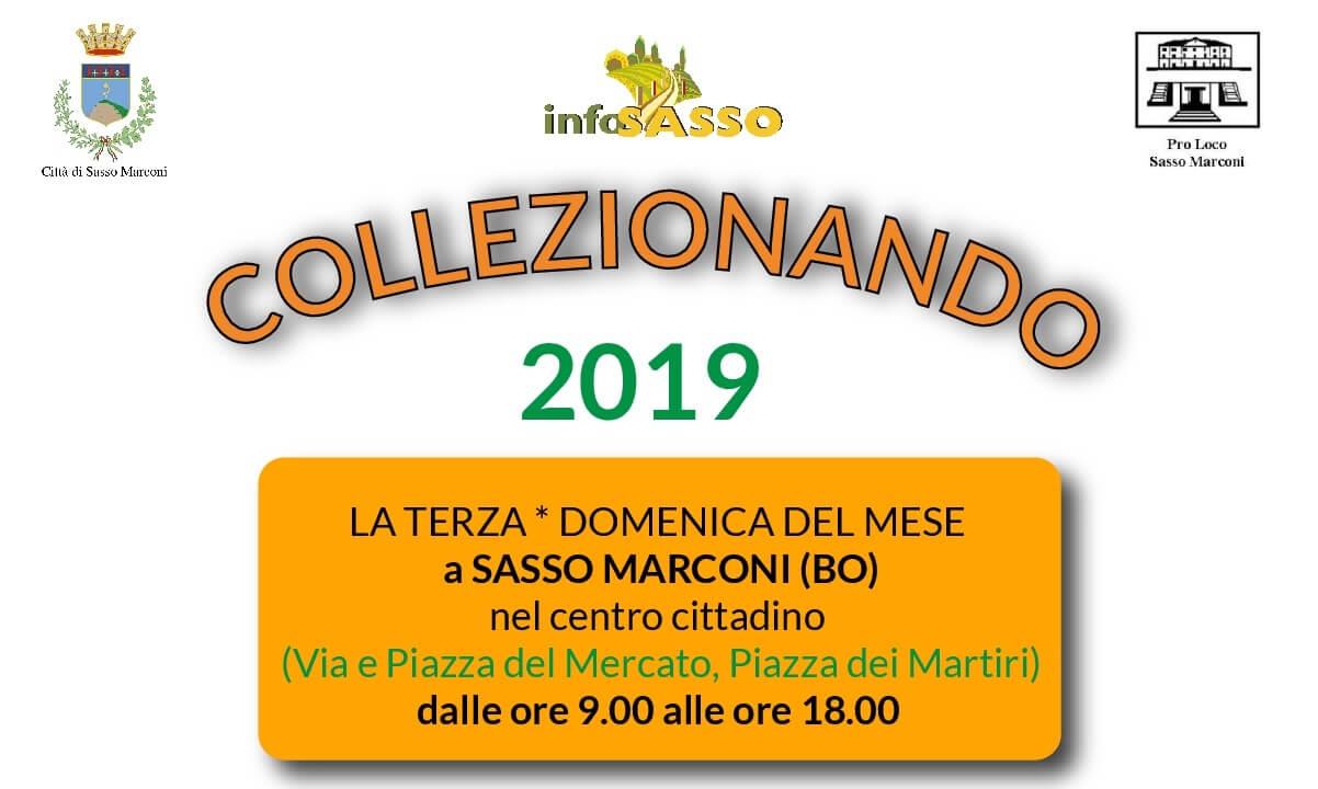 Collezionando 2019 a Sasso Marconi
