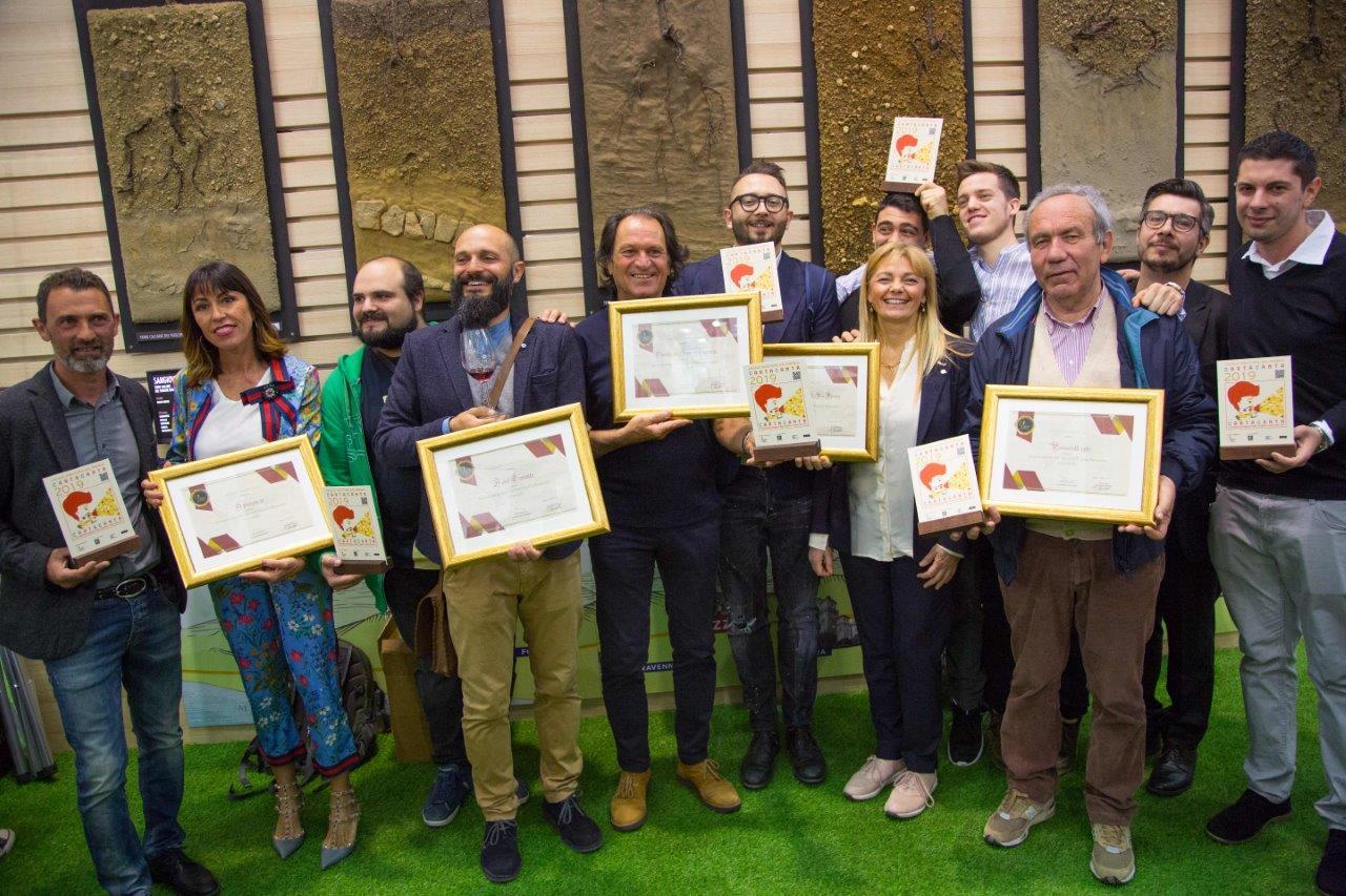 """Premio """"Carta Canta"""" 1"""