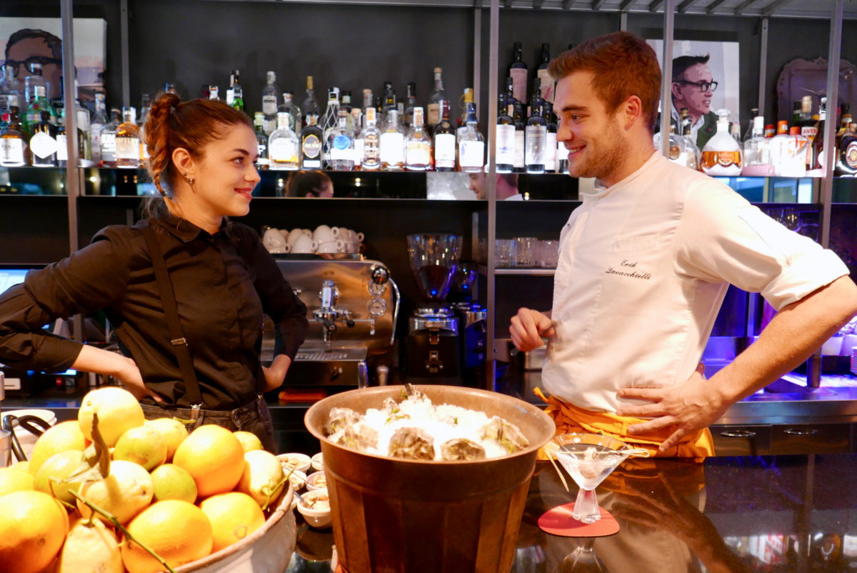"""Un Futuro da Chef: al Fourghetti di Bologna per un cocktail """"speciale"""" 2"""