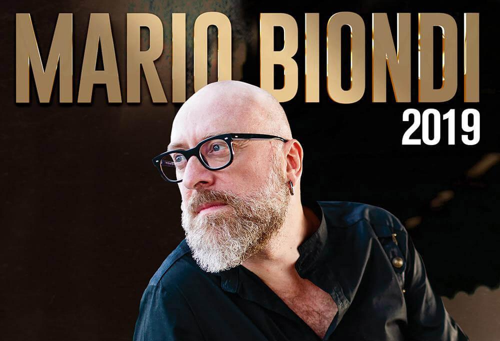Mario Biondi all'Autodromo di Imola: grande successo per il concerto dell'artista