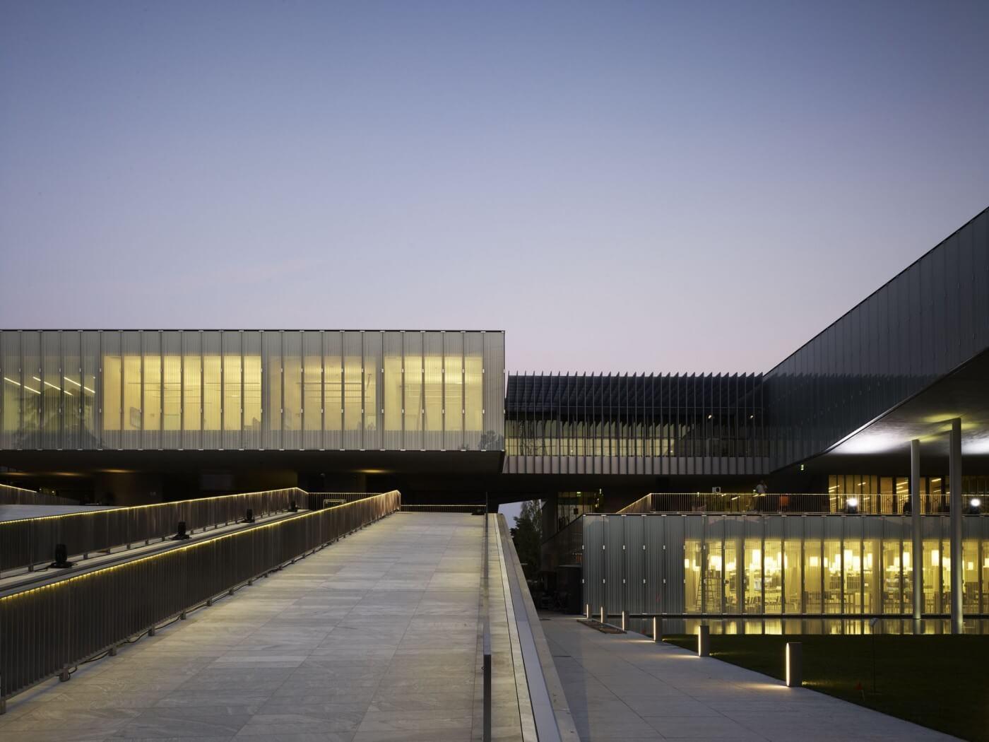 Mast, il centro polifunzionale ricco di arte