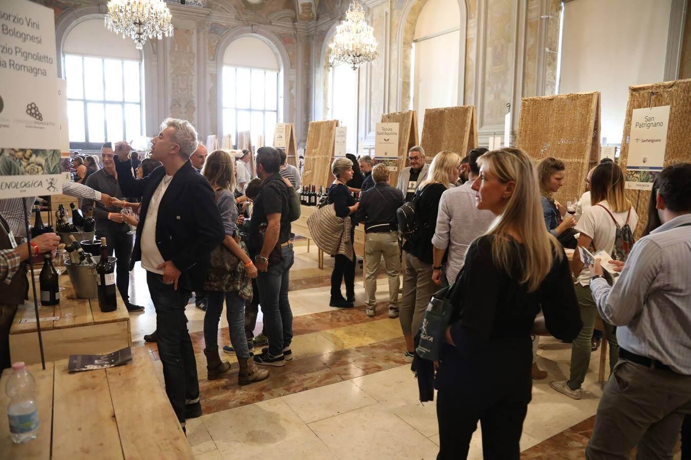 Enologica 2019 si parte! Per tre giorni il vino e il cibo dell'Emilia Romagna a Bologna