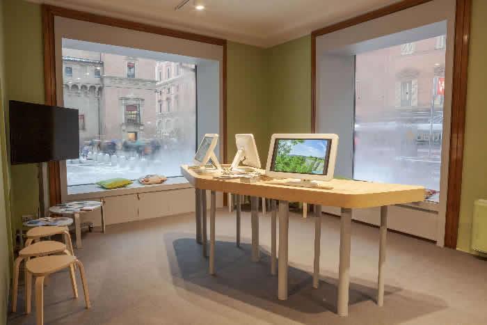 eXtraBo, il nuovo spazio informativo sul paesaggio verde di Bologna 1