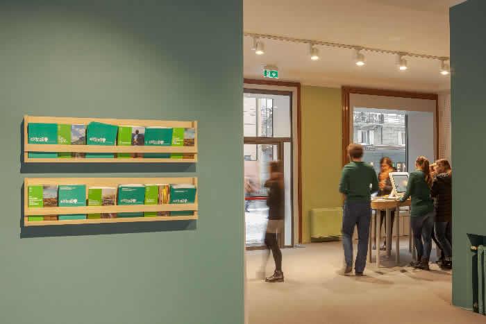eXtraBo, il nuovo spazio informativo sul paesaggio verde di Bologna 2