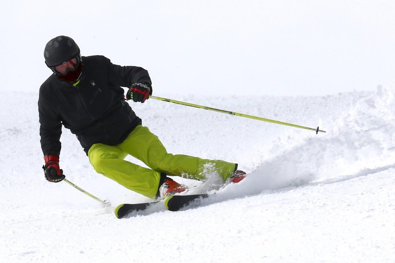 Sciare vicino Bologna