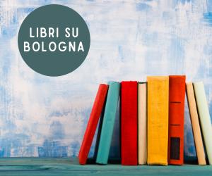 Angolo dei libri di Bologna