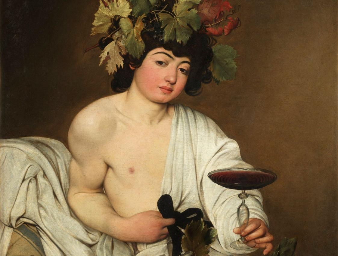 Il mito greco nell'arte - da Tiziano a Caravaggio