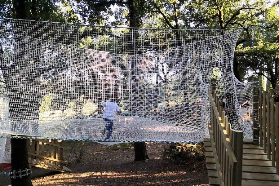 BOsco di Ca'Shin: al Parco Cavaioni i bambini giocano e imparano dalla natura 3